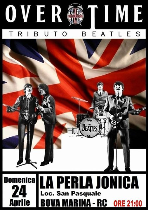 Over Time tributo BEATLES
